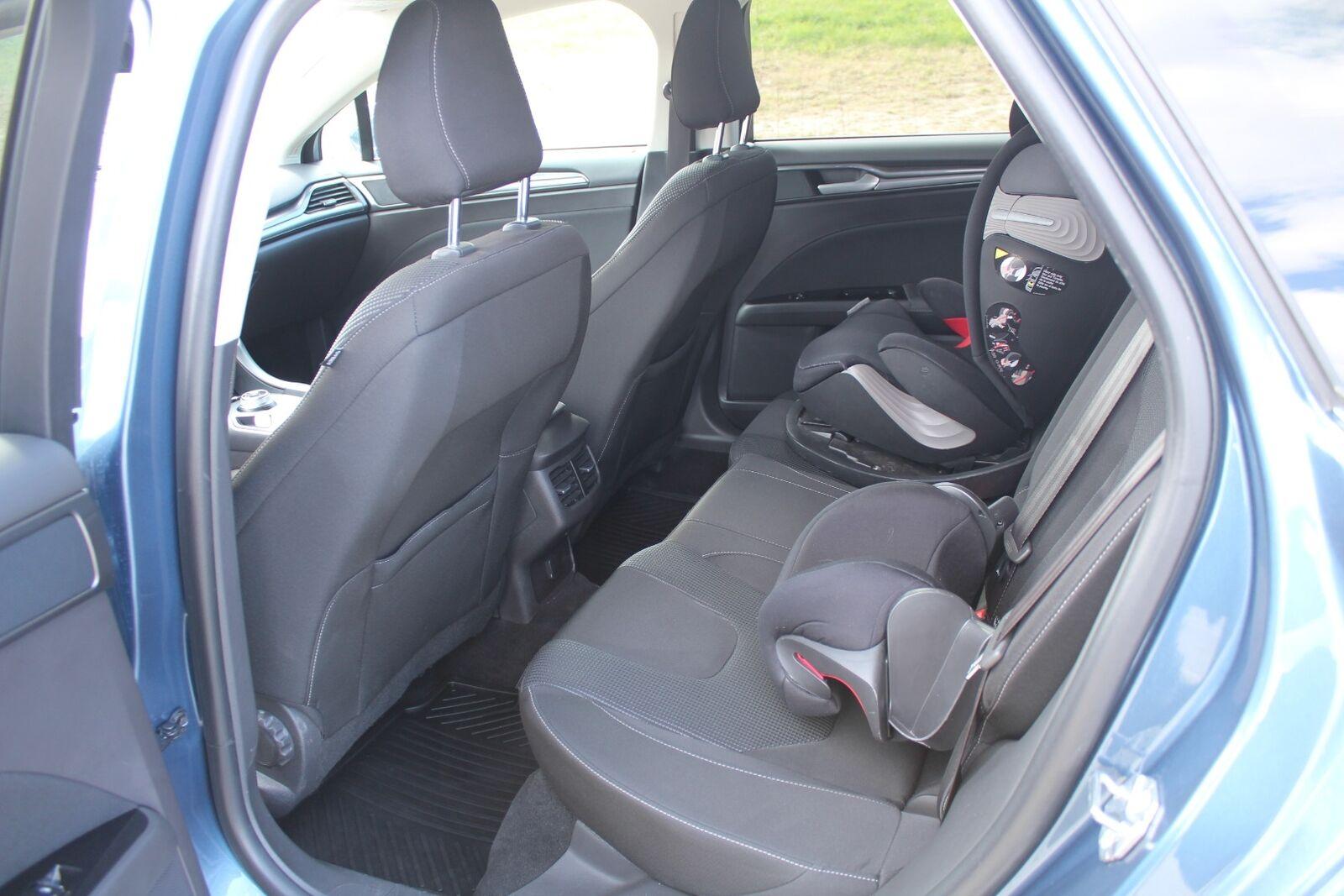 Ford Mondeo 2,0 EcoBlue Titanium stc. aut. - billede 9