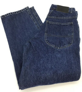 Marithe Francois Girbaud Mujer Denim Azul 29 Alta Cintura Jeans Med Longitud J2a Ebay