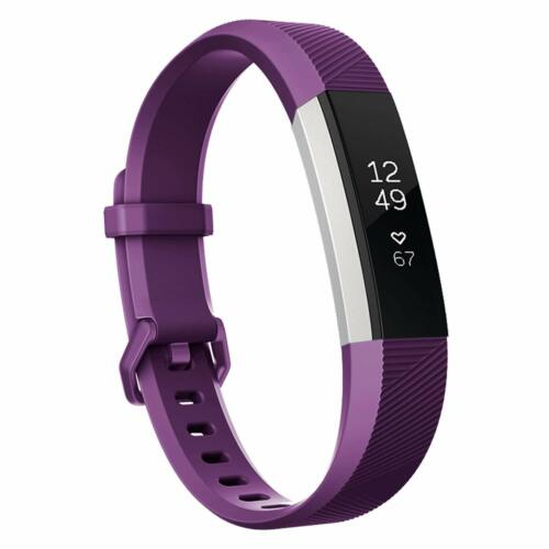 Metal Bands Small Large For Fitbit Alta HR Ace Wrist Band Replacement Silicone