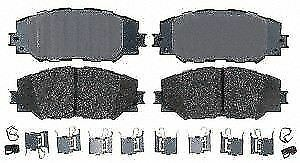ACDelco-17D1210CH-Front-Ceramic-Brake-Pads