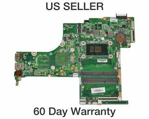 HP-15-AB-Laptop-Motherboard-w-Intel-i5-6200U-2-3Ghz-CPU-830597-601
