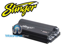 Stinger Spc5010 Capacitor Pro Hybrid 10 Farad Digital Power Amplifier Cap