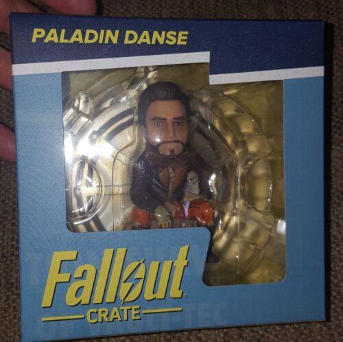 Fallout Crate #4 Paladin Danse Figura Nuovo