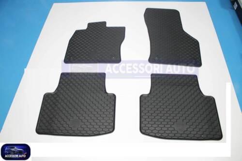 Tappetini auto in Gomma Set 4PZ Volkswagen Passat 4p Passat Variant 2014/>