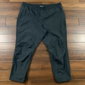 Columbia-Women-039-s-Plus-Size-3X-Black-Omni-Tech-Evolution-Valley-Pants-Waterproof