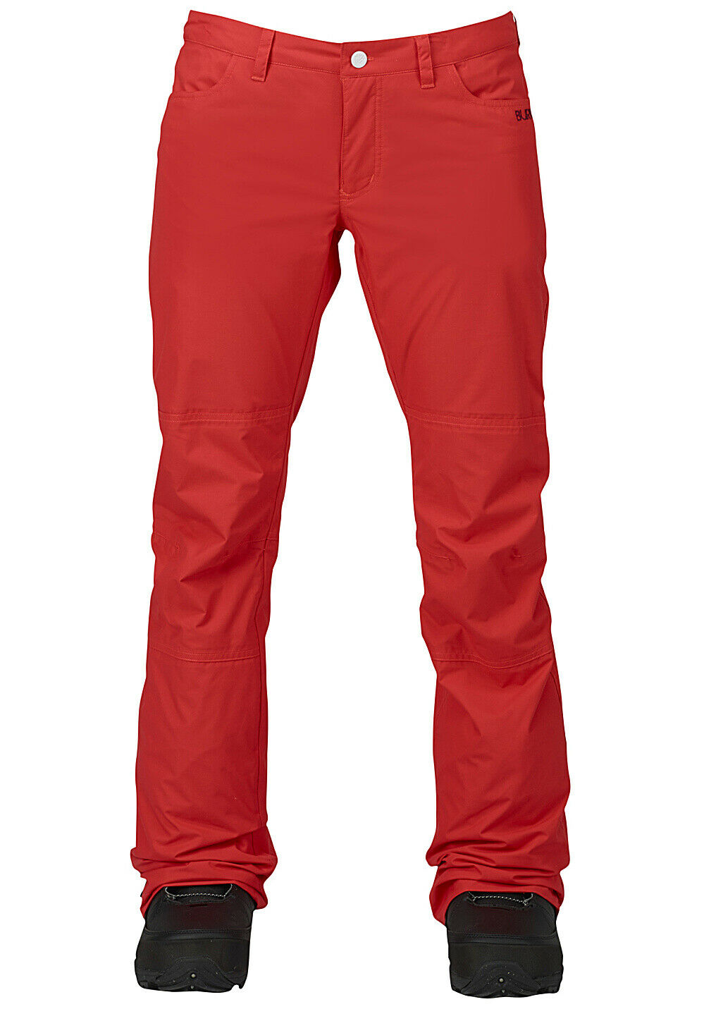 Burton Women's Ladies On Fleek Snowboard Ski Winter Pants Trousers Coral M