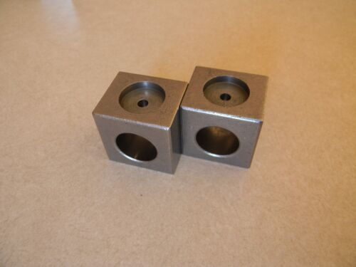 "fits numerous mach. Jet 15/"" planer infeed//outfeed roll bushings 2 pak 2-20"