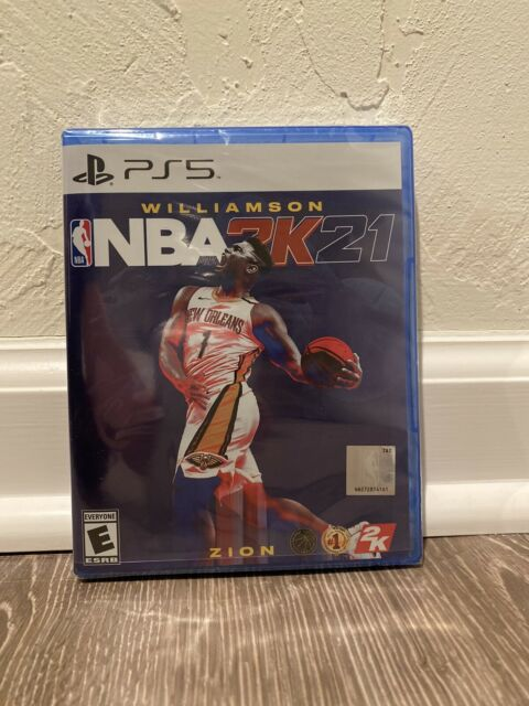 🔥NBA 2K21 Standard Edition - PS5 NEW/SEALED  - IN HAND - FAST SHIP