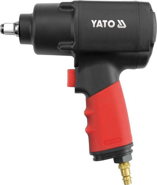 """Yato YT-0953 Profi Druckluft Schlagschrauber 1356Nm 1/2"""" Aufnahme für Kompressor"""
