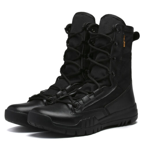della militare di di polizia sicurezza Cadet combattono caviglia della della Gli esercito di uomini tattici pattuglia stivali degli nPqH8H