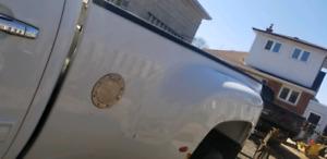 2007-2014 Chevy dually box. 8ft