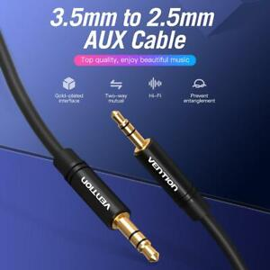 3.5mm Male to Male Car Aux Auxiliary Cord Right Angle Audio Cable For Phone PC1m
