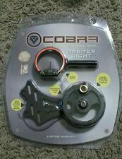 "COBRA Orbiter bow sight  Hunting Bow Arrow archery Left Hand .019"""