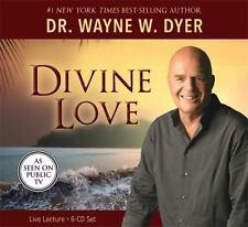 Divine Love by Wayne Dyer (2014, 6 CD set, Unabridged)