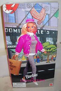 1996 Mattel Ralph Lauren Barbie - Bloomingdales Limited