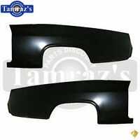 65 Impala Quarter Panel Skin Front To Rear Patch Legion Tooling - Pair