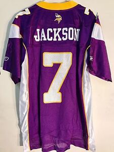tarvaris jackson jersey
