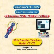 Snap Circuits CI-73 Computer Interface Kit