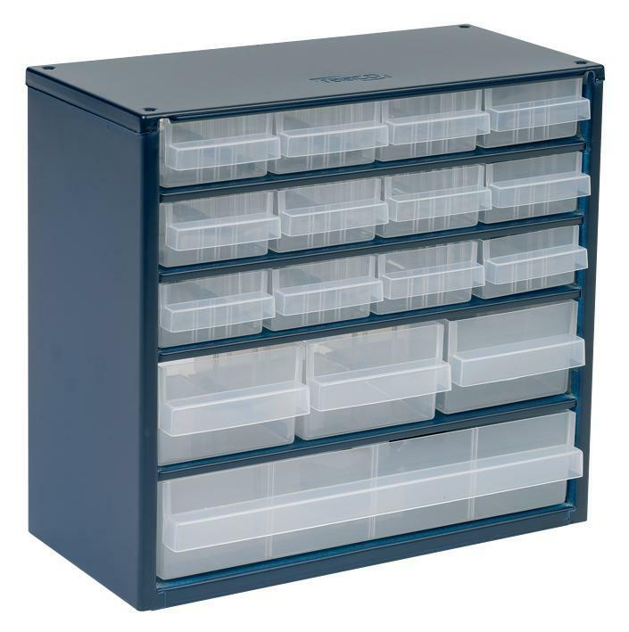 Steel Cabinet Small 16 Drawers - 616-123 Cabinet