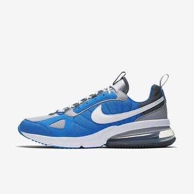 Nike Air Max 270 Futura AO1569,003 Wolf Grey Blue White Men\u0027s Lifestyle  Shoes