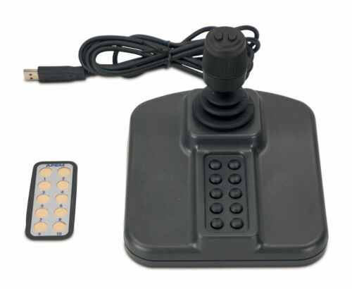 Free Shipping Sony Security USB Joystick CCTV 12 Button New