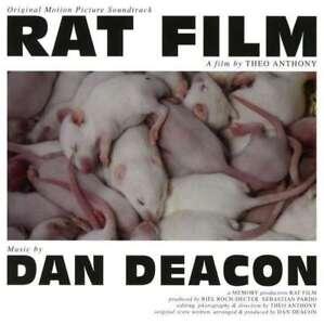 Dan-Deacon-Rat-Film-Bande-Originale-Neuf-CD