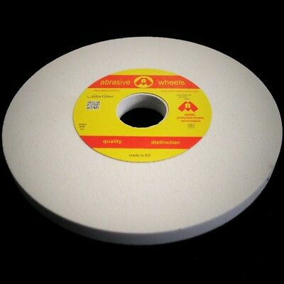 100 x 40 x20 Surface Grinding Wheel Model Tool Post for Hard Steel Grinder White
