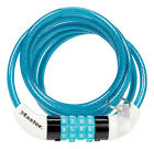 Master Lock Word Cable Bike Lock 5 Ft. ( 6 Mm ) X 1/4 In. Asstd Colors