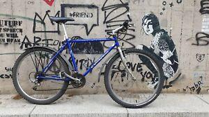 Cycletech-Vail-MTB-mountainbike-bicicleta-Shimano-3-x-8-pasillos-vintage-90s