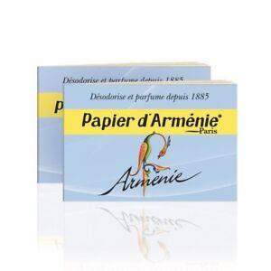4-X-Papier-d-039-Armenie-Natural-Room-Deodorizer-Incense-Paper-034-ARMENIE-034-BOOKLETS