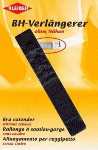 1 Qualitäts BH Verlängerung 2 cm breit 11,5 cm lang Erweiterung  verstellbar