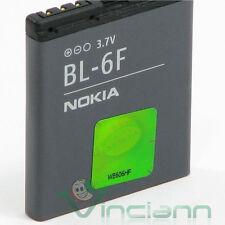 Batteria BL-6F originale NOKIA 1200mAh per N78, N79, N95 8GB