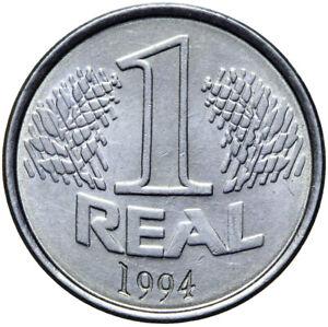 Brasilien-Muenze-1-Real-1994-Kopf-der-Liberty