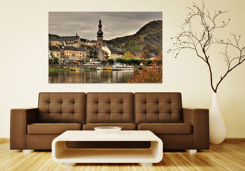 3D Turm und Haus seen 622 Fototapeten Wandbild BildTapete AJSTORE DE Lemon