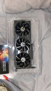 EVGA RTX 3070ti 8GB, brand new only used briefly