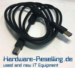 10x NEU Copartner USB 3.0 Kabel Typ A/B Kabel 2,0m E119932 ovp