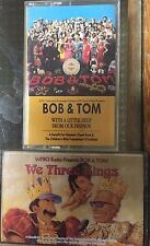 Bob & Tom With A Little Help From Our Friends and We Three Kings tested tapes