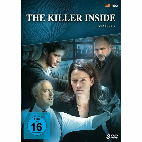 DVD Neuf - The Killer Inside-Staffel 2
