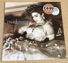 MADONNA Like A Virgin 1984  VINYL LP + INNER EXCELLENT. CONDITION