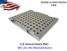 5 X 6 X 12 Mic 6 Aluminum Fixture Sacrificial Plate Mini Palletqty 1