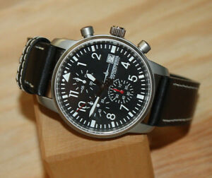4dc4b788d6b Image is loading Pilot-Watch-Thunderbirds-German-Air-Force-Aviation-Chrono-
