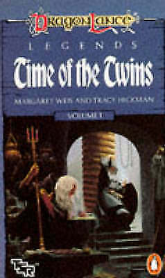 DragonLance Legends Volume 1: Time Of The Twins