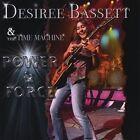 Power & Force by Desiree Apolonio Bassett (CD, Jan-2008, CD Baby (distributor))
