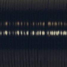 100 YARDS (91m) SPOOL BLACK REXLACE PLASTIC LACING CRAFTS CYBERLOX