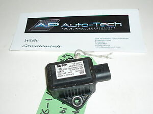 Yaw-Rate-Acceleration-Sensor-Duo-8E0-907-637A-Genuine-Audi-RS6-C5-4-2-Bi-Turbo