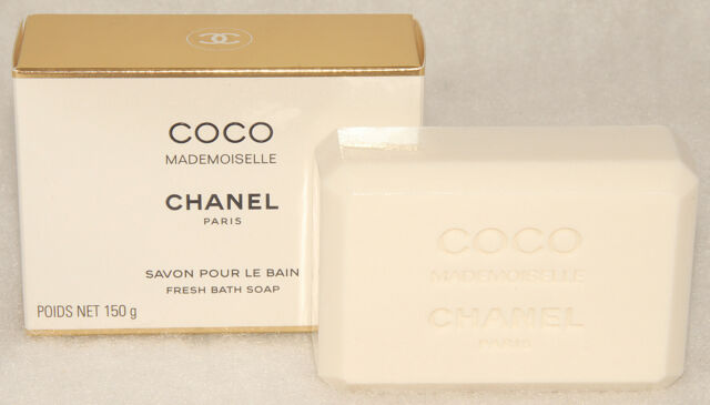 CHANEL - Coco Mademoiselle - PERFUME SCENTED SOAP - 5.3 oz / 150g *BRAND NEW