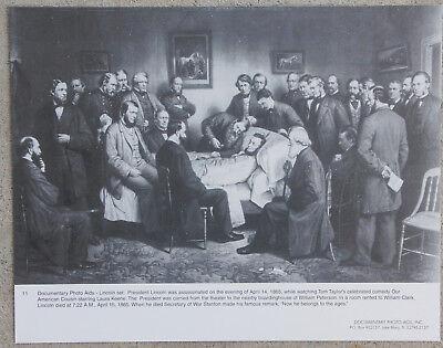 Sacco and Vanzetti during Braintree Murder Trial Vintage 11x14 Photograph Print
