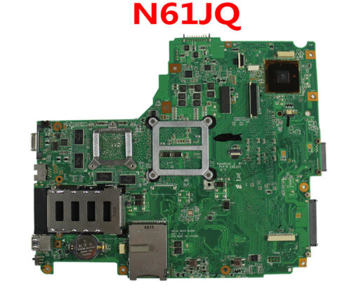For ASUS N61JA REV 2.0 2.1 Laptop Motherboard N61JQ N61JA Main board Support i7