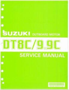 88-92-Suzuki-DT8C-DT9-9C-2-Stroke-Outboard-Motor-Service-Manual-CD-DT8-DT9-9-8