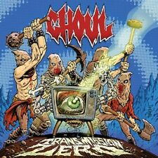 GHOUL - Transmission Zero - CD - Sealed new copy - Death Metal